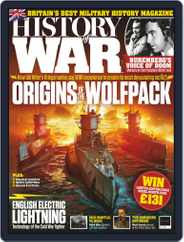 History of War (Digital) Subscription April 1st, 2019 Issue