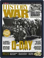 History of War (Digital) Subscription July 1st, 2019 Issue