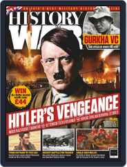 History of War (Digital) Subscription August 1st, 2019 Issue
