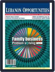 Lebanon Opportunities (Digital) Subscription October 1st, 2018 Issue