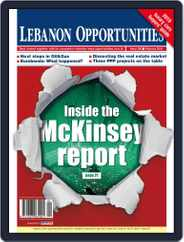 Lebanon Opportunities (Digital) Subscription February 1st, 2019 Issue