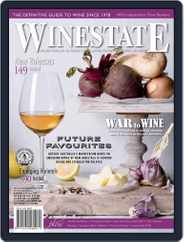 Winestate (Digital) Subscription November 1st, 2018 Issue
