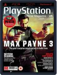 Official PlayStation Magazine - UK Edition (Digital) Subscription January 4th, 2012 Issue