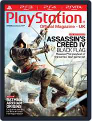 Official PlayStation Magazine - UK Edition (Digital) Subscription October 24th, 2013 Issue