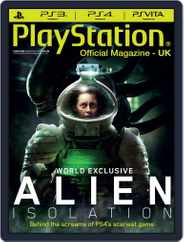 Official PlayStation Magazine - UK Edition (Digital) Subscription January 16th, 2014 Issue