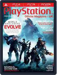 Official PlayStation Magazine - UK Edition (Digital) Subscription February 13th, 2014 Issue