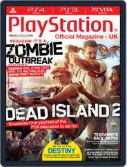 Official PlayStation Magazine - UK Edition (Digital) Subscription September 1st, 2014 Issue