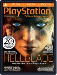 Official PlayStation Magazine - UK Edition (Digital) Subscription November 20th, 2014 Issue