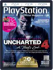 Official PlayStation Magazine - UK Edition (Digital) Subscription February 1st, 2015 Issue