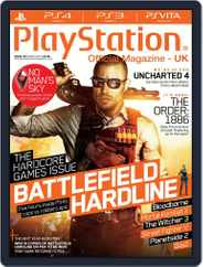 Official PlayStation Magazine - UK Edition (Digital) Subscription March 1st, 2015 Issue