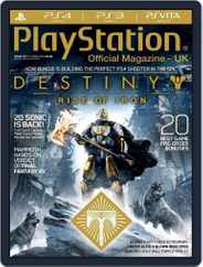Official PlayStation Magazine - UK Edition (Digital) Subscription October 1st, 2016 Issue