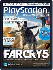 Official PlayStation Magazine - UK Edition (Digital) Subscription December 1st, 2017 Issue