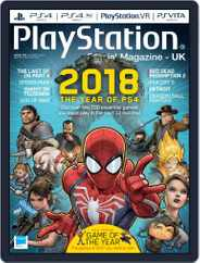 Official PlayStation Magazine - UK Edition (Digital) Subscription January 1st, 2018 Issue