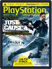 Official PlayStation Magazine - UK Edition (Digital) Subscription December 1st, 2018 Issue