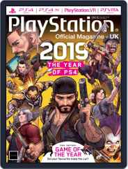 Official PlayStation Magazine - UK Edition (Digital) Subscription January 1st, 2019 Issue