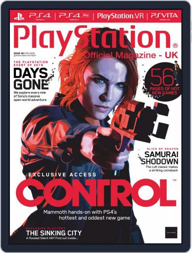 Official PlayStation Magazine - UK Edition May 1st, 2019 Digital Back Issue Cover