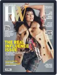 Her World Singapore (Digital) Subscription September 1st, 2019 Issue