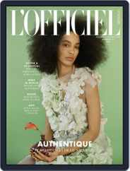L'Officiel Mexico (Digital) Subscription February 1st, 2020 Issue