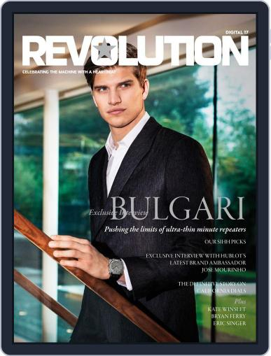 REVOLUTION Digital March 23rd, 2016 Digital Back Issue Cover