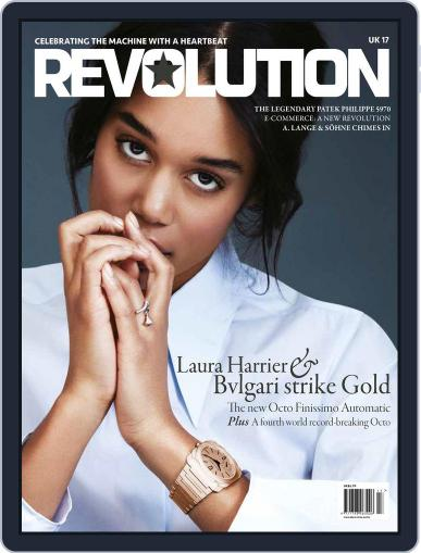 REVOLUTION Digital March 27th, 2018 Digital Back Issue Cover