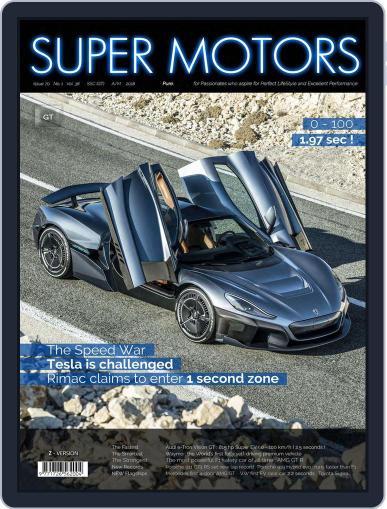 SUPER MOTORS April 30th, 2018 Digital Back Issue Cover