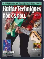 Guitar Techniques (Digital) Subscription March 1st, 2019 Issue