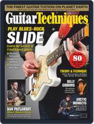 Guitar Techniques (Digital) Subscription April 1st, 2019 Issue