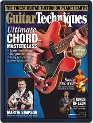 Guitar Techniques (Digital) Subscription May 1st, 2019 Issue