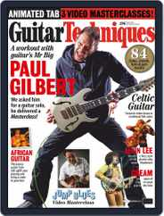 Guitar Techniques (Digital) Subscription June 1st, 2019 Issue