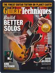 Guitar Techniques (Digital) Subscription July 1st, 2019 Issue