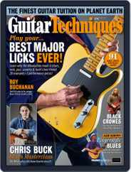 Guitar Techniques (Digital) Subscription April 1st, 2020 Issue
