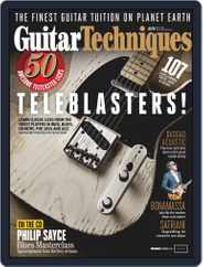Guitar Techniques (Digital) Subscription May 1st, 2020 Issue