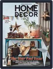 Home & Decor (Digital) Subscription December 1st, 2019 Issue
