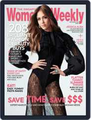 Singapore Women's Weekly (Digital) Subscription September 1st, 2019 Issue