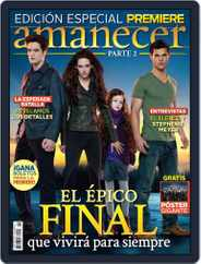 Cine Premiere Especial Magazine (Digital) Subscription November 7th, 2012 Issue