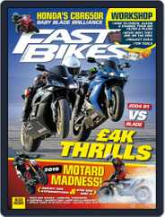 Fast Bikes (Digital) Subscription April 1st, 2019 Issue