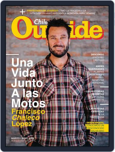 Outside Chile March 1st, 2018 Digital Back Issue Cover