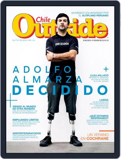 Outside Chile January 1st, 2019 Digital Back Issue Cover