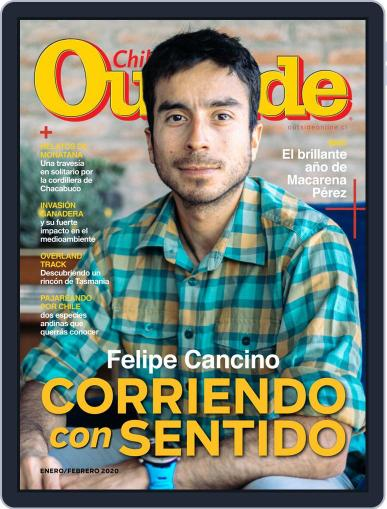 Outside Chile January 1st, 2020 Digital Back Issue Cover