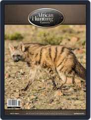 African Hunting Gazette (Digital) Subscription April 1st, 2018 Issue