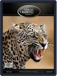 African Hunting Gazette (Digital) Subscription October 1st, 2019 Issue