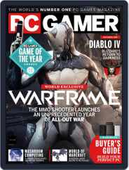 PC Gamer United Kingdom (Digital) Subscription January 1st, 2020 Issue