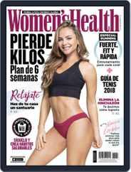 Women's Health México (Digital) Subscription April 1st, 2018 Issue