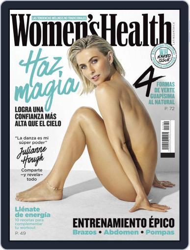 Women's Health México September 1st, 2019 Digital Back Issue Cover