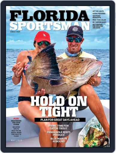 Florida Sportsman May 1st, 2020 Digital Back Issue Cover