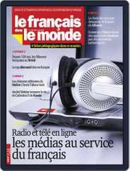 Le Français Dans Le Monde (Digital) Subscription May 29th, 2013 Issue