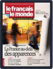 Le Français Dans Le Monde (Digital) Subscription November 6th, 2013 Issue