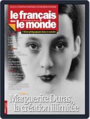 Le Français Dans Le Monde (Digital) Subscription September 10th, 2014 Issue