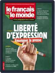 Le Français Dans Le Monde (Digital) Subscription March 16th, 2015 Issue