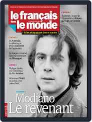 Le Français Dans Le Monde (Digital) Subscription May 1st, 2015 Issue